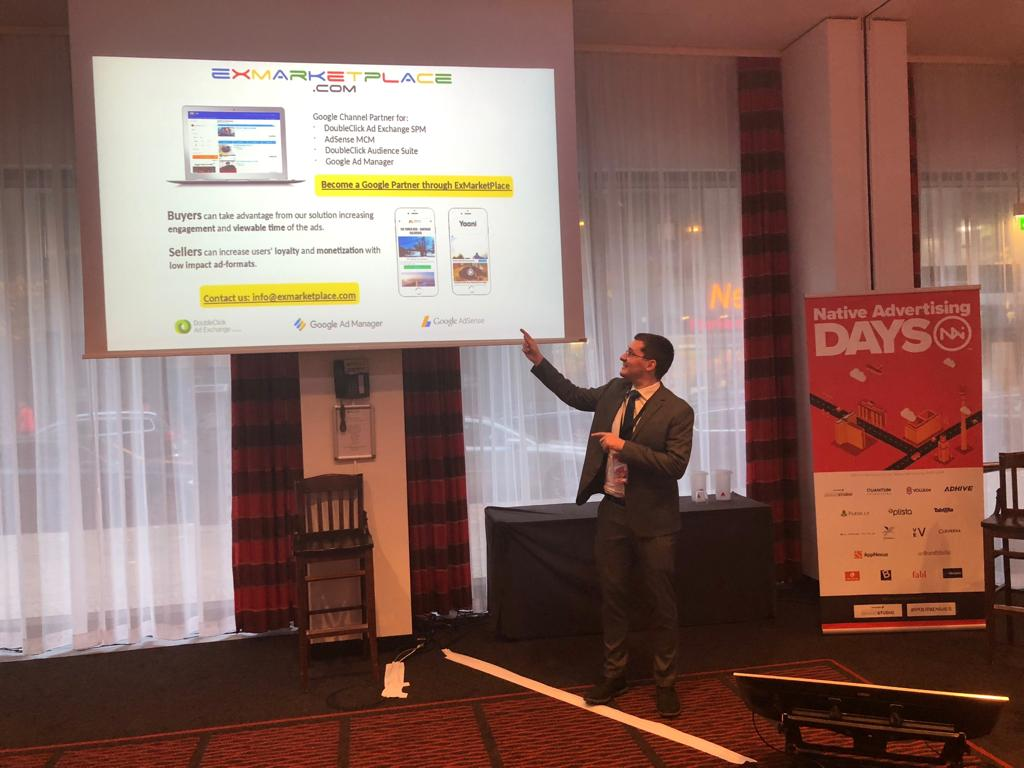 ExMarketPlace Strategy Native Days Berlin