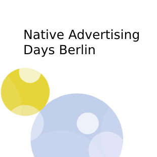 Native Advertising Days Berlin